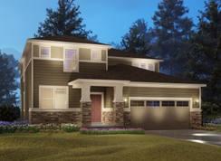 The Clear Creek - Village at Southgate: Brighton, Colorado - Meritage Homes