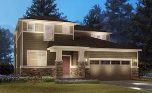 Village at Southgate by Meritage Homes in Denver Colorado