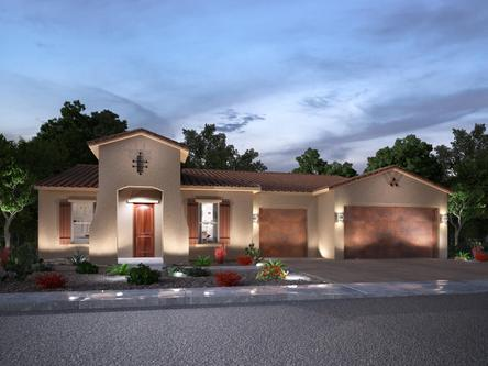 12 Meritage Homes Communities In Tucson Az Newhomesource