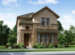 The Sussex (2411) - Big Sky Ranch - Heritage Collection: Dripping Springs, Texas - Meritage Homes