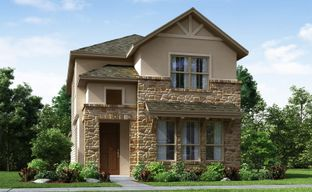 Big Sky Ranch - Heritage Collection by Meritage Homes in Austin Texas