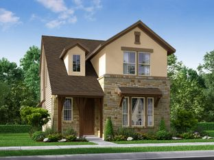The Bristol (2416) - Big Sky Ranch - Heritage Collection: Dripping Springs, Texas - Meritage Homes