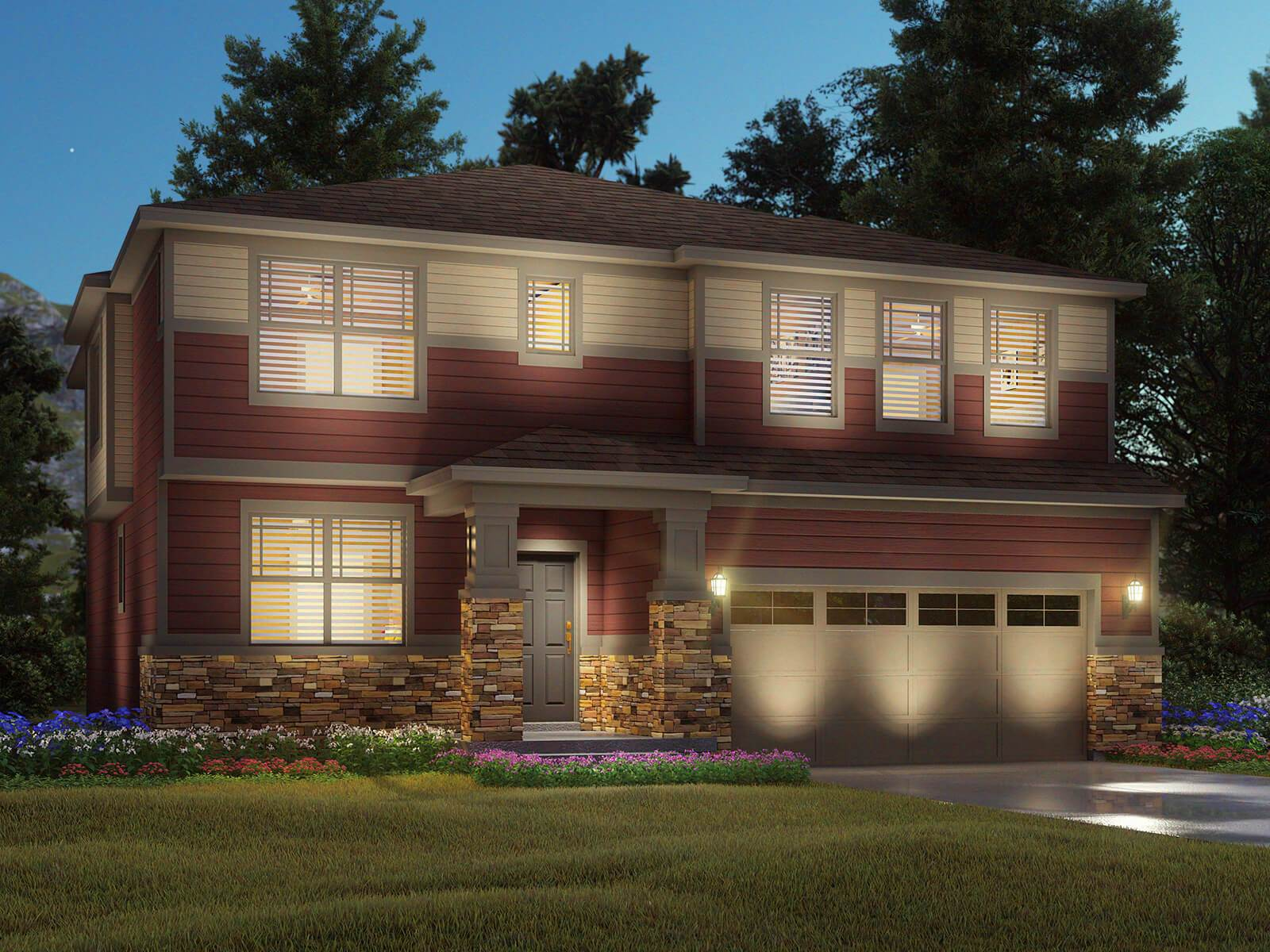 Meritage Homes New Homes in 80501   NewHomeSource
