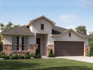 The Holly (4004) - Vista at Prescott Oaks: San Antonio, Texas - Meritage Homes
