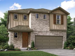 The Zion (N310) - Carmel - Americana: Pflugerville, Texas - Meritage Homes