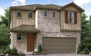 Carmel - Americana by Meritage Homes in Austin Texas