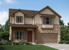 The Palermo (L250) - Harlach Farms: San Antonio, Texas - Meritage Homes