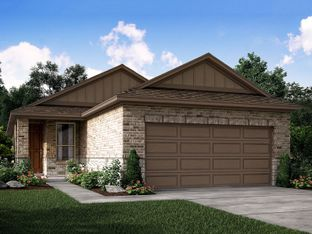 The Biscayne (N305) - Carmel - Americana: Pflugerville, Texas - Meritage Homes
