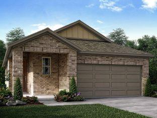 The Everglade (N303) - Carmel - Americana: Pflugerville, Texas - Meritage Homes