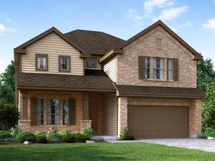 The Savannah - Riverstone Ranch - The Manor - Classic: Pearland, Texas - Meritage Homes