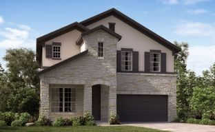 Prescott Oaks by Meritage Homes in San Antonio Texas