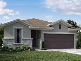 The Rio Grande (3010) - Prescott Oaks: San Antonio, Texas - Meritage Homes