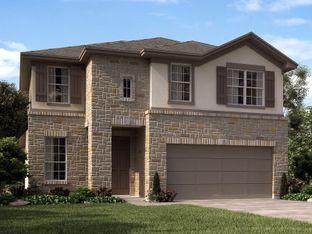 The Sabine (3008) - Prescott Oaks: San Antonio, Texas - Meritage Homes
