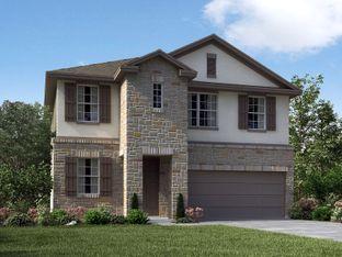 The Red River (3006) - Prescott Oaks: San Antonio, Texas - Meritage Homes