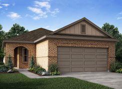 The Denali (N302) - Carmel - Americana: Pflugerville, Texas - Meritage Homes