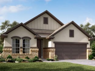 The Mulberry (4001) - Vista at Prescott Oaks: San Antonio, Texas - Meritage Homes