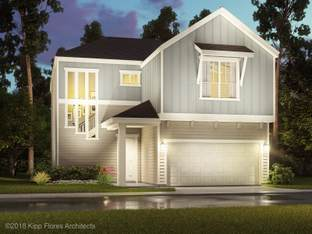 The Retreat (2038) - Spring Brook Village - Patio Home Collection: Houston, Texas - Meritage Homes