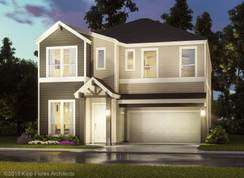 The Sanctuary (2518) - Spring Brook Village - Patio Home Collection: Houston, Texas - Meritage Homes