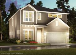 The Manor (2870) - Spring Brook Village - Patio Home Collection: Houston, Texas - Meritage Homes