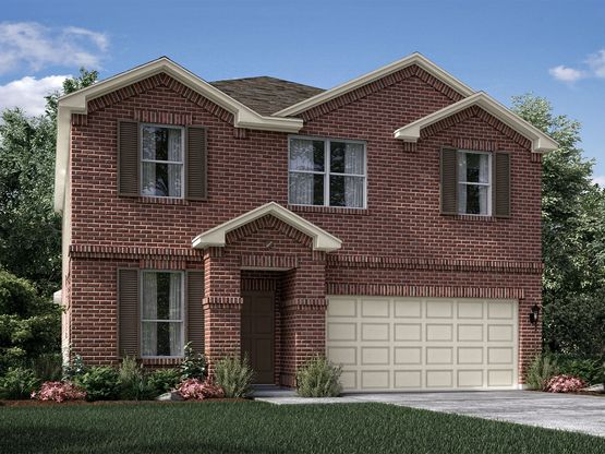The Travis (3L06) Plan, Richmond, Texas 77406