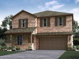 The Somerville (3L16) - Katy Pointe: Katy, Texas - Meritage Homes