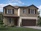 Glendale Lakes by Meritage Homes in Houston Texas