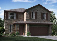 The Texoma (3L08) - Glendale Lakes: Rosharon, Texas - Meritage Homes