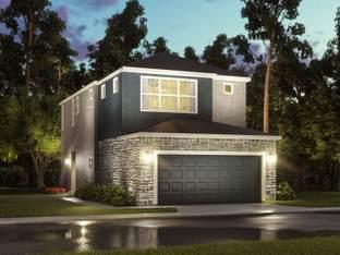 The Harper (S101) - Oaks of Lawndale: Houston, Texas - Meritage Homes