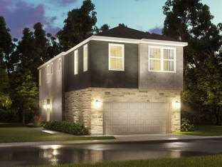 The Paxton (S103) - Spring Brook Village - Townhome Collection: Houston, Texas - Meritage Homes