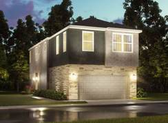 The Paxton (S103) - Oaks of Lawndale: Houston, Texas - Meritage Homes