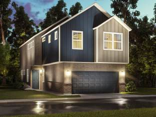 The Weston (S105) - Spring Brook Village - Townhome Collection: Houston, Texas - Meritage Homes