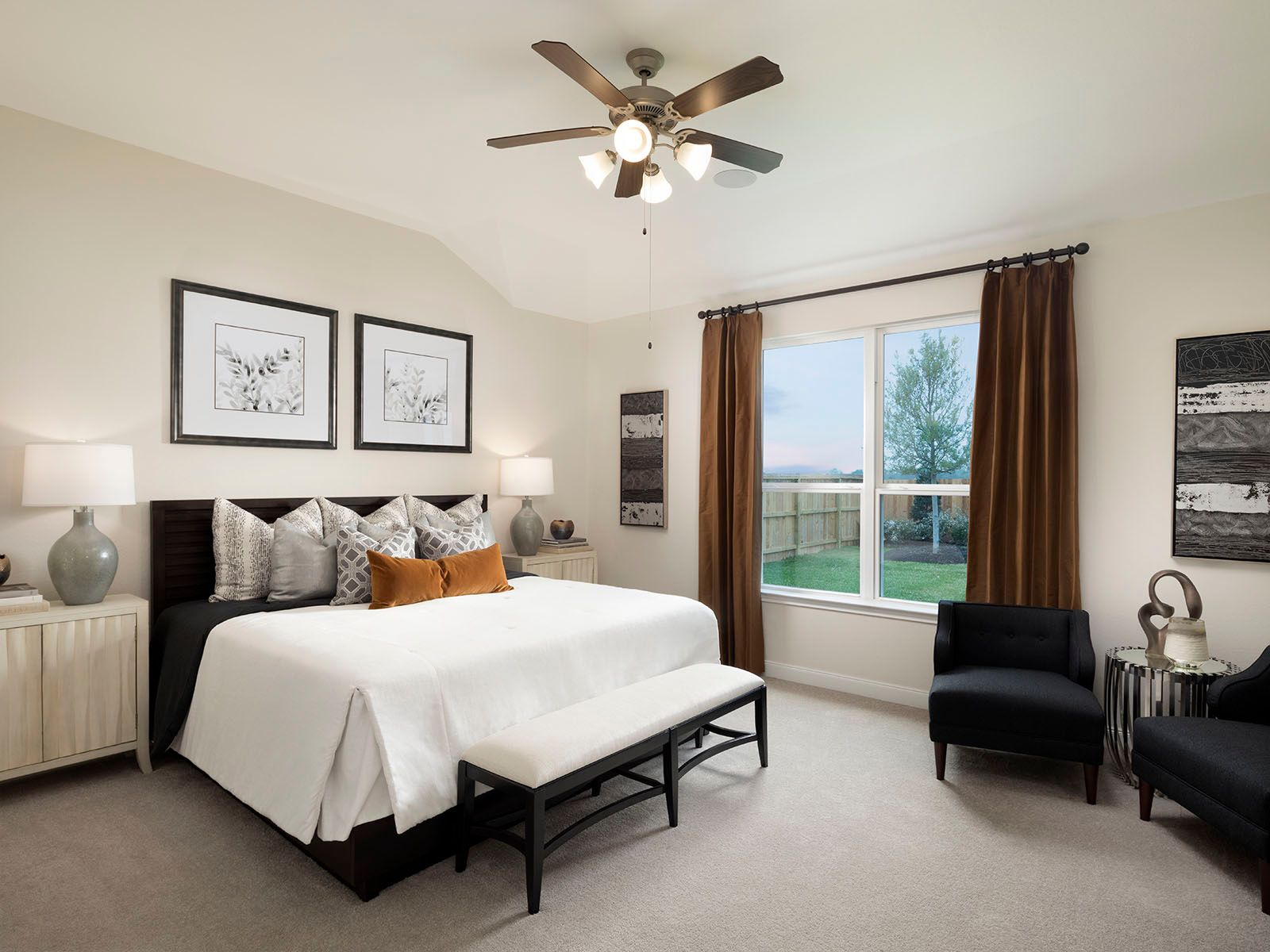 Bedroom featured in The Texoma (3L08) By Meritage Homes in Houston, TX