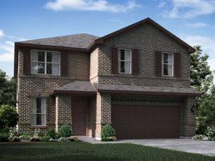 The Texoma (3L08) - Riverstone Ranch - Premier: Pearland, Texas - Meritage Homes