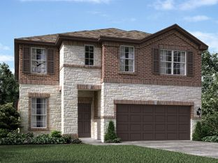 The Texoma (3L08) - Grand Trails: Richmond, Texas - Meritage Homes