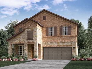 The Somerville (3L16) - Grand Trails: Richmond, Texas - Meritage Homes