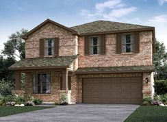 The Somerville (3L16) - Riverstone Ranch - Premier: Pearland, Texas - Meritage Homes