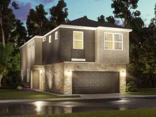 The Weston (S105) - Park Row Village: Houston, Texas - Meritage Homes