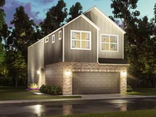 The Sawyer (S102) - Park Row Village: Houston, Texas - Meritage Homes