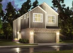 The Sawyer (S102) - Oaks of Lawndale: Houston, Texas - Meritage Homes