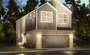 Park Row Village by Meritage Homes in Houston Texas