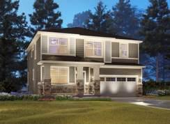 The Birch - Village at Southgate: Brighton, Colorado - Meritage Homes