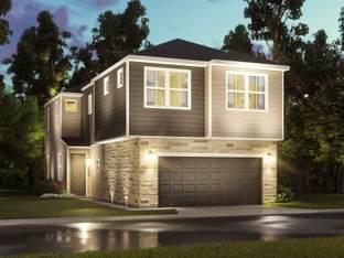 The Quinn (S104) - Park Row Village: Houston, Texas - Meritage Homes