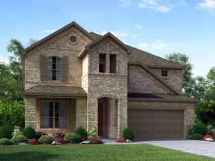 The Pecan - The Enclave at Oak Grove: Little Elm, Texas - Meritage Homes