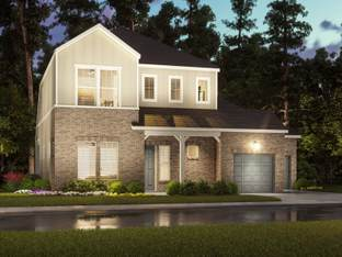 The Greenwich (S304) - Spring Brook Village - Executive Home Collection: Houston, Texas - Meritage Homes