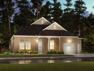 The Yorkville (S301) - Spring Brook Village - Executive Home Collection: Houston, Texas - Meritage Homes