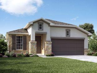 The Brazos (3002) - The Pointe at Sienna: San Antonio, Texas - Meritage Homes