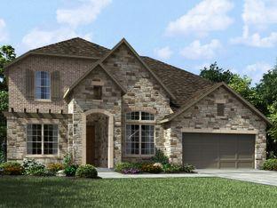 The Berkeley - The Ridge at Northlake: Northlake, Texas - Meritage Homes