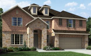 The Ridge at Northlake by Meritage Homes in Dallas Texas