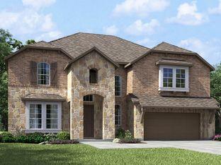 The Versailles - The Ridge at Northlake: Northlake, Texas - Meritage Homes