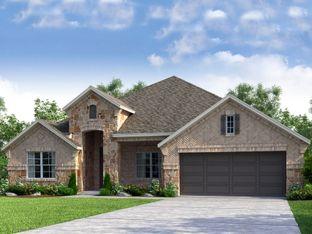 The Chambord - The Ridge at Northlake: Northlake, Texas - Meritage Homes